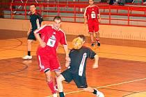 Vítězem pátého ročníku futsalového turnjae v Sokolově se stali Draci Karlovy Vary.