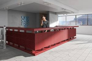 Vizualizace budoucí podoby hotelu Thermal