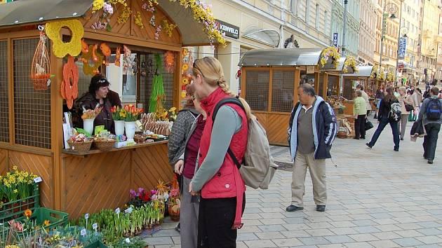 Velikonoční trhy v Karlových Varech
