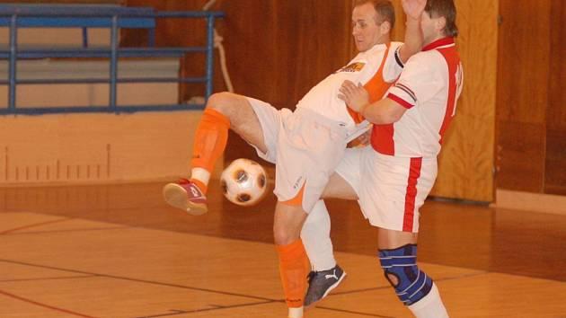 Futsal: Materia – Staňkov