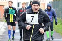 O víkendu se uskutečnil v Hroznětíně I. ročník trailového závodu na 4km a 17km pod názvem Hroznatův běh.