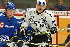 25. kolo O2 Extraligy ledního hokeje HC Energie Karlovy Vary - HC Vítkovice Steel
