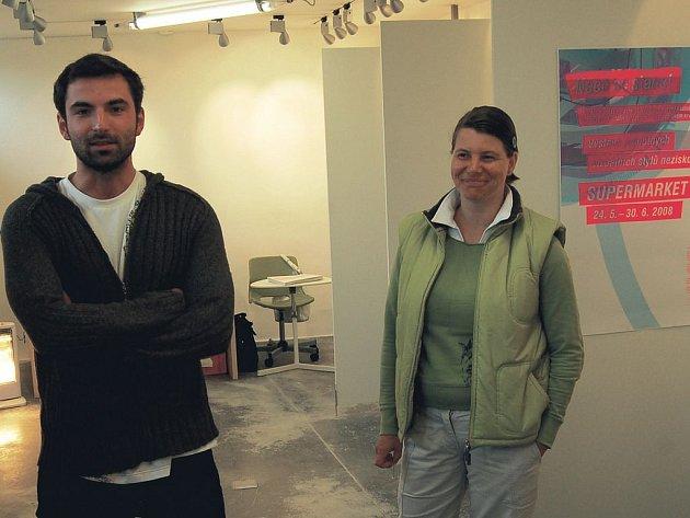 Galerie byla otevřena přibližně před rokem, nyní už je mezi lidmi poměrně známá.