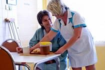 Stravování v nemocnici