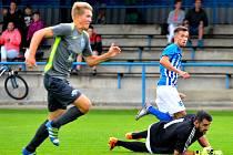 Ostrovský FK se představí na půdě chomutovského FC, kde bude chtít urvat cenné vítězství.