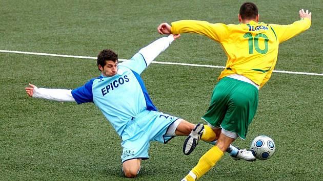 Fotbal: 1. FC Karlovy Vary – SK Hlavice 3:0