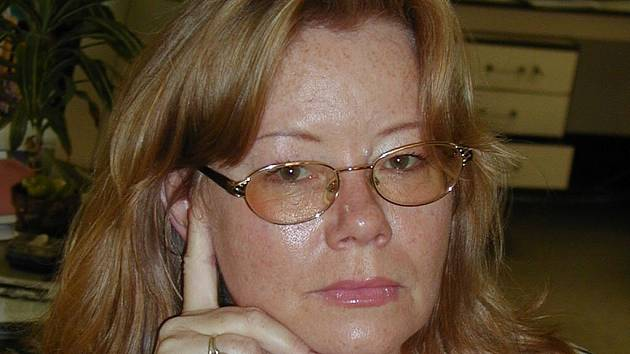Ivana Kalinová, redaktorka Karlovarského deníku.