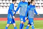 SK Slavia Praha – FK Ostrov 7:3 (3:2).