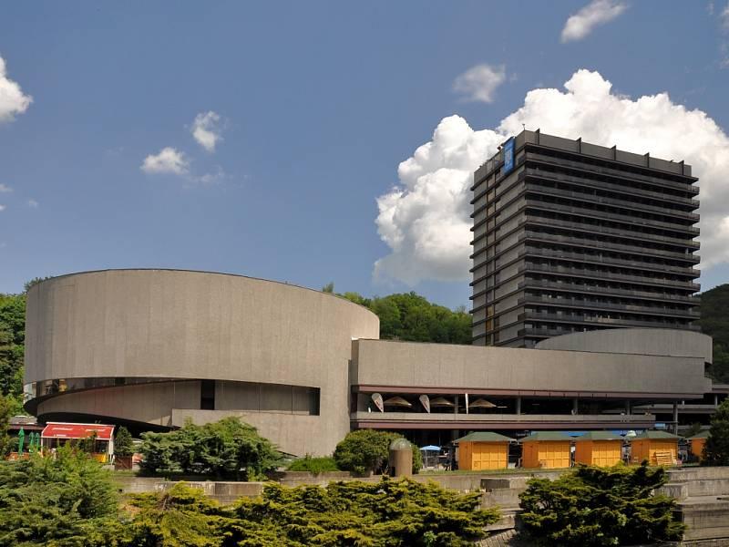 Hotel Thermal v Karlových Varech.