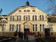 Městská tržnice v Karlových Varech.