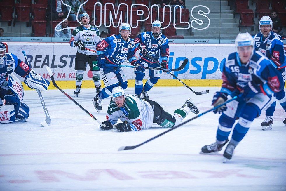 Tipsport extraliga: HC Energie Karlovy Vary - HC Kometa Brno