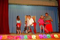 V Kulturním domě Teplá se konala taneční přehlídka, kterou pořádalo Občanské sdružení Český západ z Dobré Vody.