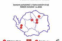 Atletické kluby po celé České republice uspořádají atletické závody a dají jasně najevo, že atletika žije a chce závodit. V celé ČR proběhne podle prvotních informací 165 závodů. V Karlovarském kraji tak uspořádá závody šest z devíti klubů.