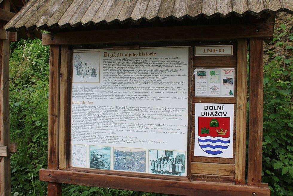 Historie obce sahá až do 15. století.