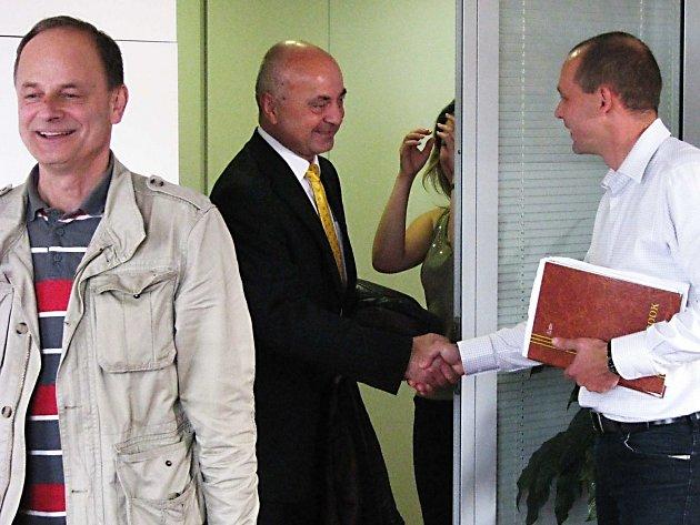 V Karlových Varech začala jednání o nové koalici.