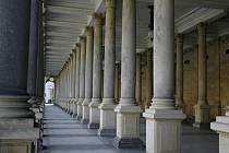 Mlýnská kolonáda je jednou ze čtyř kolonád Karlových Varů a v současnosti také největší.