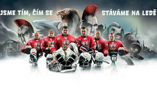 Sledge hokej:  Jsme tím, čím se stáváme na ledě!