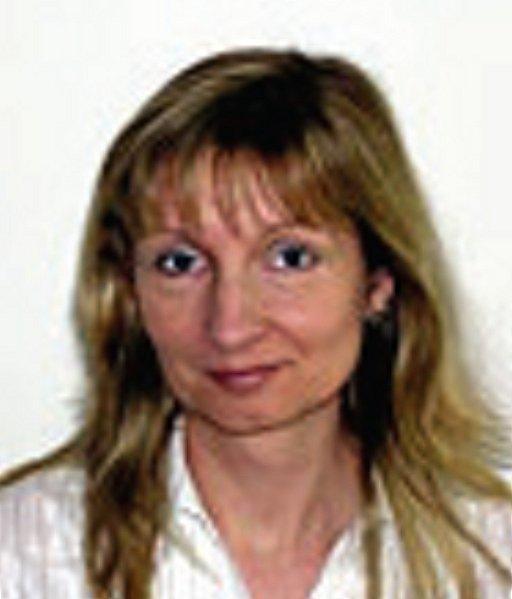 Andrea Bocková,mluvčí kraje.