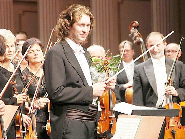 KARLOVARSKÝ SYMFONICKÝ ORCHESTR zahraje na Mezinárodním filmovém festivalu.