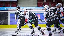 10. kolo hokejové Tipsport extraligy. HC Energie Karlovy Vary - HC Škoda Plzeň