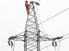 Karlovarský kraj potřebuje posílit elektrické vedení.