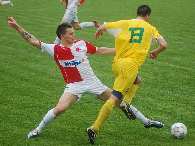 Karlovarští Buldoci vs. Slavia B