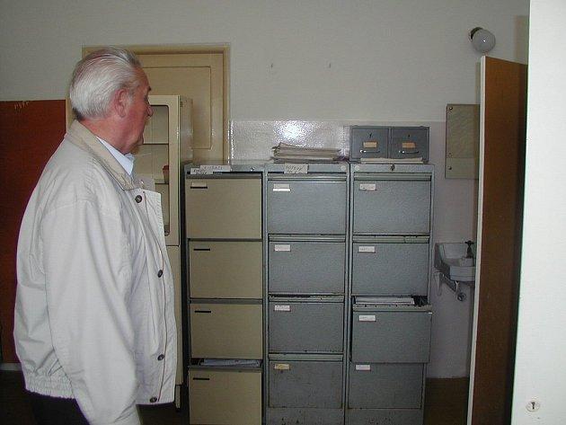 Nové poslání našel objekt, kde bývalo plicní oddělení. Starosta Antonín Vrána to potvrzuje.