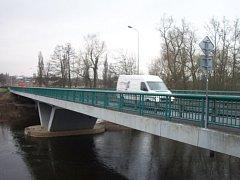 Karlovy Vary - Doubský most přes řeku Ohři čeká rekonstrukce, která potrvá až do podzimu.