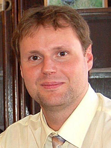Jan Drobil, zastupitel a bývalý starosta Nejdku
