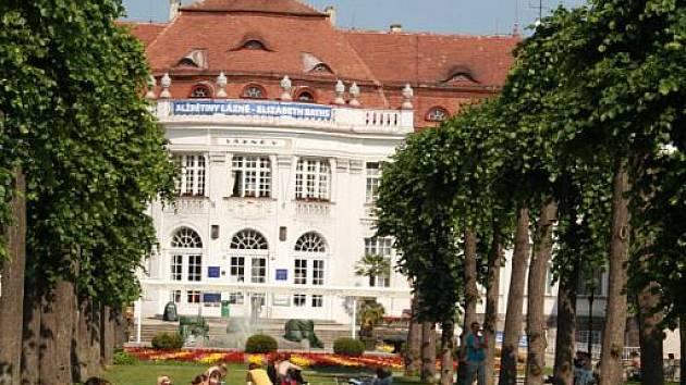 Karlovy Vary a filmový festival