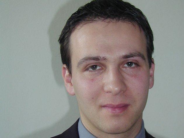 Jakub Kaválek, vedoucí kanceláře karlovarského primátora
