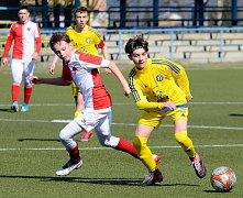 FC Slavia Karlovy Vary U15 - FK Varnsdorf 5:1.