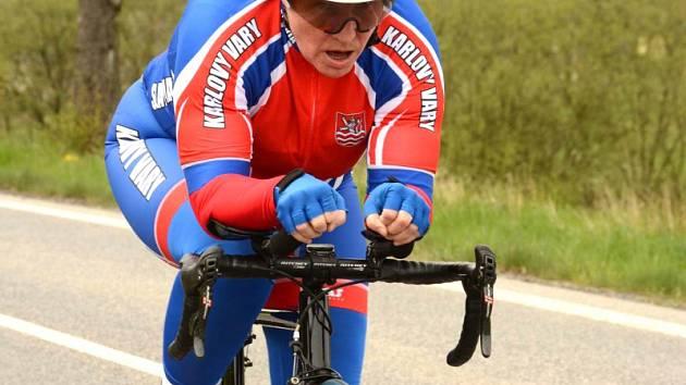 Karlovarská cyklistka Ježková zahájila sezonu úspěšně.