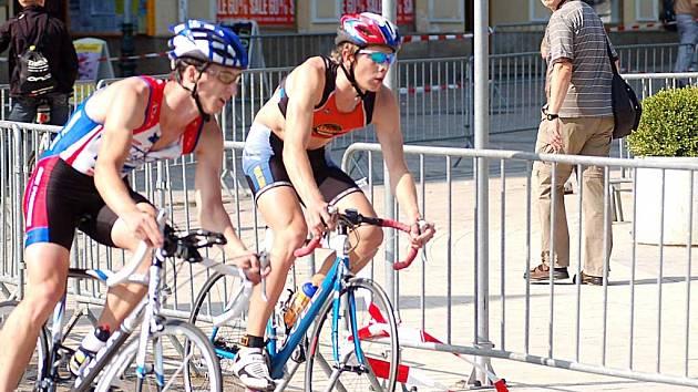 City Triathlon 2007.