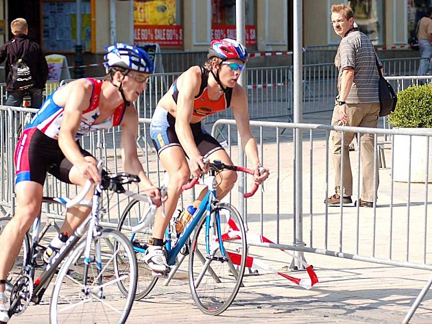 City Triathlon 2007.