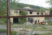 Lokalita v Tuhnicích, kde chce jeden z investorů postavit nový obytný dům.