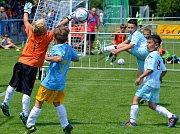 Ostrov vzaly útokem fotbalové naděje, poosmé