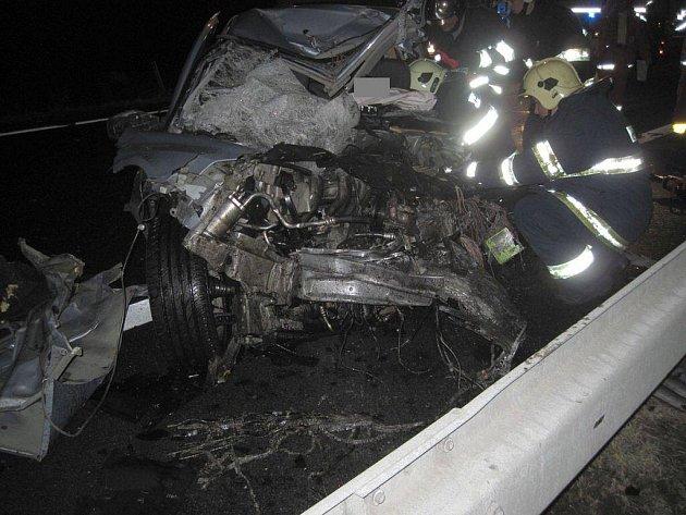 Tragická dopravní nehoda mezi Chebem a Františkovými Lázněmi