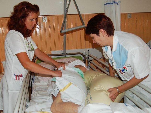 PODRAZ? Česká zdravotní v nemocnici končí. Přesto se snaží o pronájmy lukrativních oddělení soukromým firmám. (Ilustrační foto.)