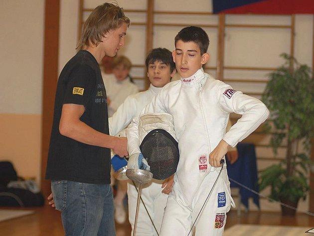 O víkendu bylo v lázních na programu mistrovství České republiky.