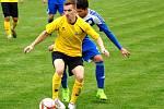 Až penaltový rozstřel rozhodl utkání krajského přeborů mezi Lomnicí a Nejdkem. Nakonec dva body měli domácí.