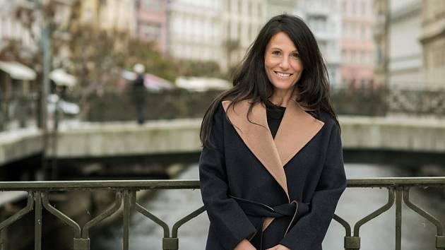 Andrea Pfeffer Ferklová,primátorka statutárního města Karlovy Vary