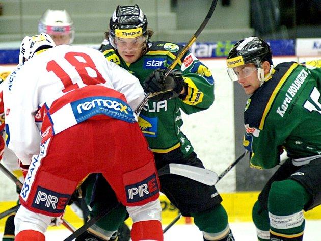 HC Energie Karlovy Vary – HC Slavia Praha 2:3.