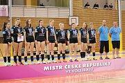 Mistrovský tým VK Karlovy Vary.
