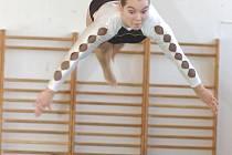 Gymnastický závod Karlovarská číše.