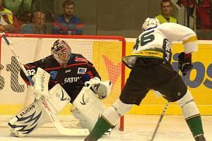 Hokejisté karlovarské Energie porazili v přípravném utkání Ingolstadt.