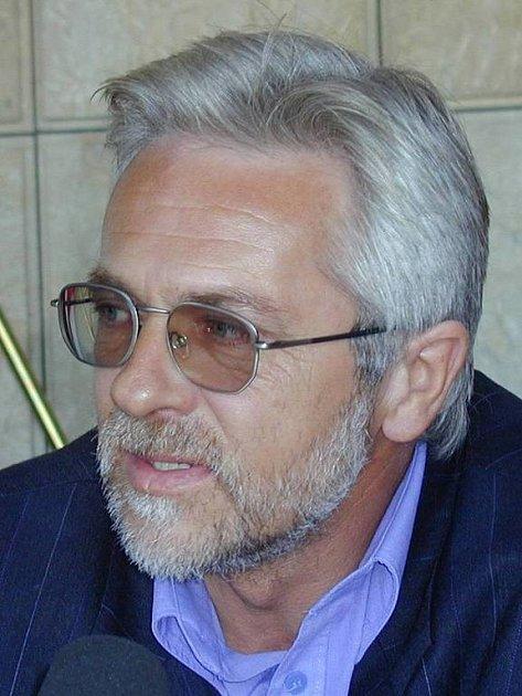 Petr Masák, ředitel karlovarského infocentra