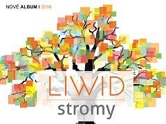 Přebal nového alba skupiny Liwid
