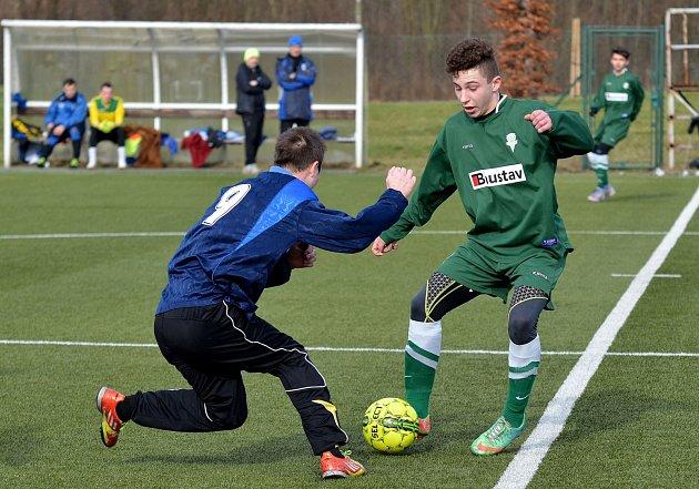 ZT Ostrov: 1.FC Karlovy Vary U19/B - Ostrov II 1:3.