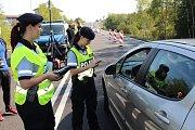 Policejní akce zaměřená proti nelegální migraci na hraničních přechodech na Chebsku.